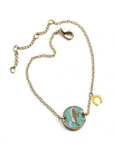 Lovely bracelet cheval - Djeco