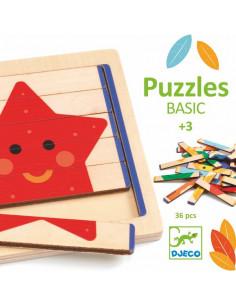 Puzzles Basic - Djeco