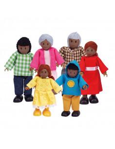 Famille de poupées...