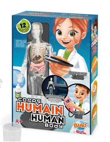 12 expériences avec le corps humain -...