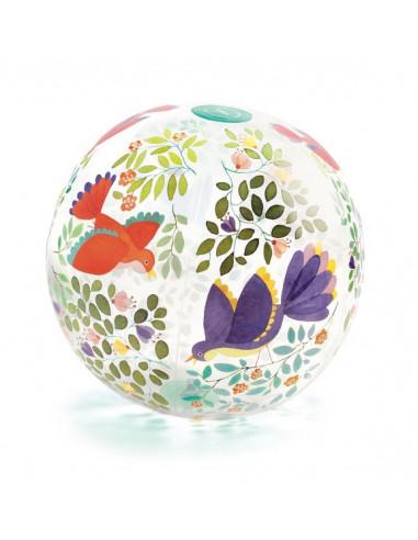 Ballon gonflable birds ball - Djeco