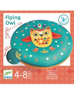 Disque à lancer Flying Owl...