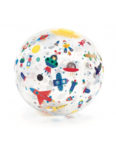 Ballon gonflable Space ball...
