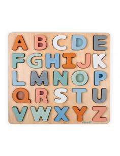 Puzzle alphabet Sweet...