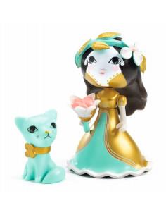 Eva & Zecat princesse Arty...