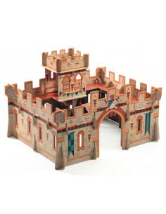 Décor Pop to play château médiéval 3D
