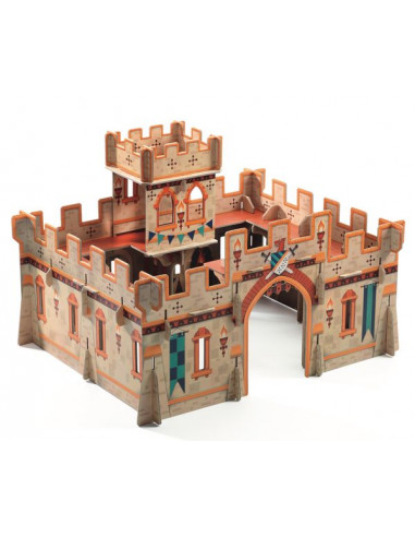 Décor Pop to play château médiéval 3D...