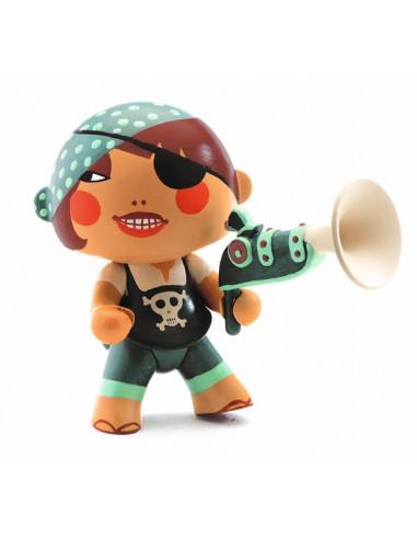 Caraïba figurine pirate Arty Toys -...