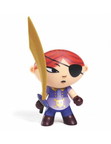 Mary Scarlett figurine pirate Arty...