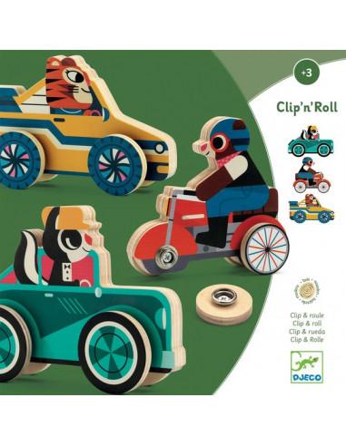 Clip'n roll - Djeco