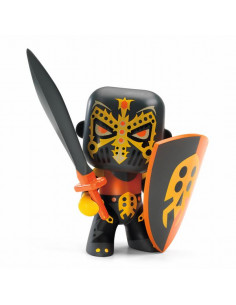 Spike knight figurine...
