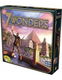 7 wonders - jeu Asmodée