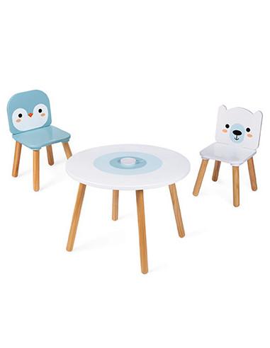 Table et chaises Banquise - Janod