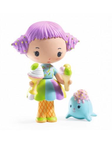Tutti et Frutti figurines Tinyly - Djeco