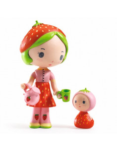 Berry et Lila figurines Tinyly