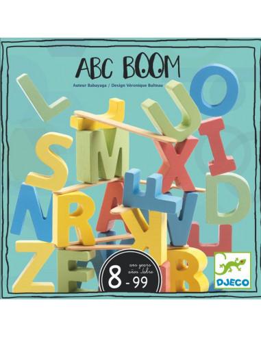 ABC Boom - Djeco