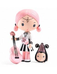 Sidonie et Zick figurines Tinyly
