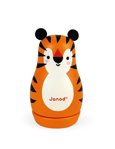 Boite à musique Tigre - Janod
