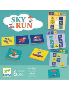 Jeu Sky run