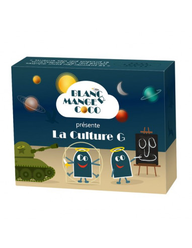 La culture G - extension Blanc Manger...