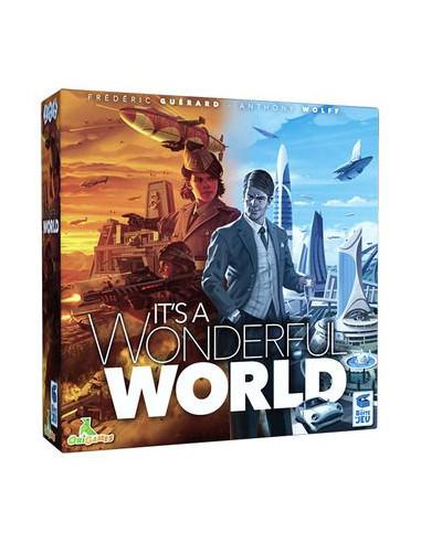 Jeu It's a wonderful world
