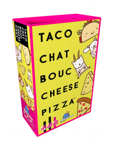 Jeu Taco chat bouc cheese...