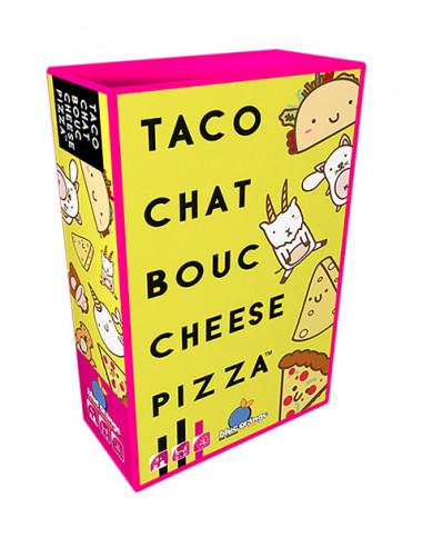 Jeu Taco chat bouc cheese pizza
