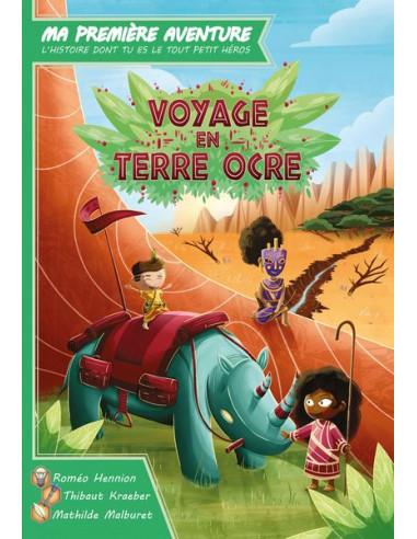Livre Ma 1ère aventure : Voyage en...