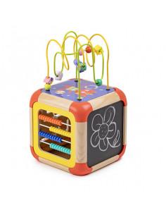 Cube d'activités cirque