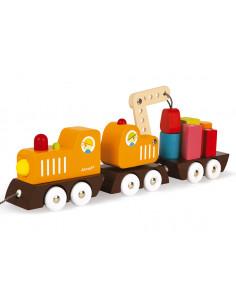 Train grue multi colors -...
