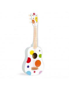 Guitare bois enfant Confetti