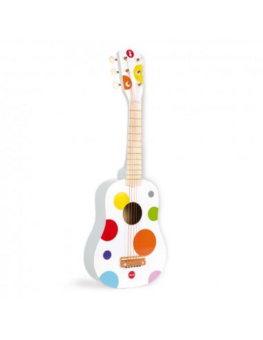 Guitare bois enfant Confetti - Janod