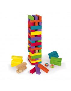 Jeu Equilibloc en bois - Janod
