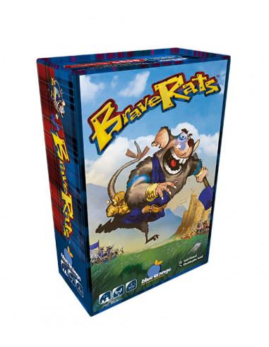 Braverats - jeu de carte