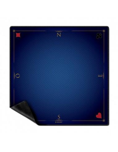 Tapis de jeu prestige bleu