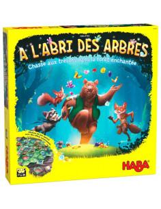 A l'abri des arbres - jeu Haba