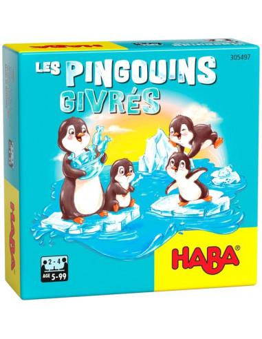 Les pingouins givrés - Mini jeu Haba