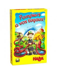 Pompiers à vos tuyaux - jeu...
