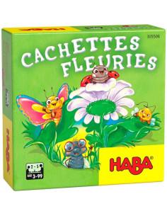 Cachettes fleuries - Mini...