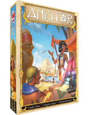 Ankh'or - Space cowboys