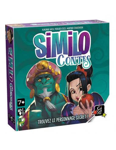 Similo contes - jeu Gigamic