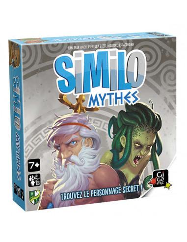 Similo mythes - jeu Gigamic