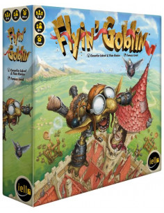 Jeu Flyin'goblin - Iello