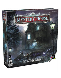 Mystery house - jeu Gigamic