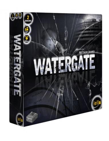 Watergate - jeu iello