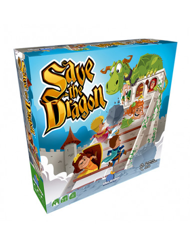 Jeu Save the dragon