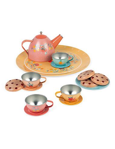 Service à thé en métal - Janod