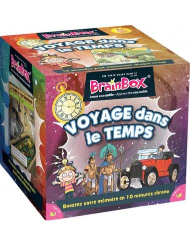Brainbox voyage dans le temps