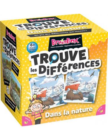 Brainbox trouve les différences dans...