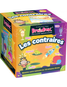 Brainbox les contraires